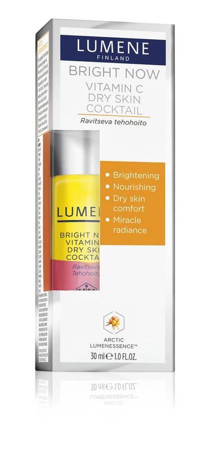 Lumene Bright Now Vitamin C Dry Skin Cocktail (30 ml)