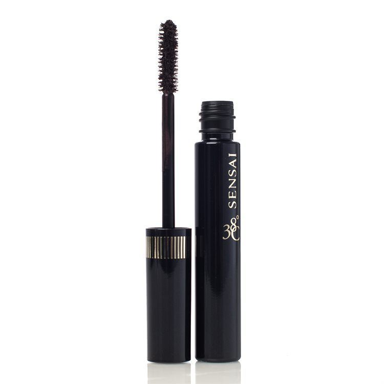 Kanebo Sensai Mascara 38 ºC Separating & Lengthening, MSL-2 Brown (7,5 ml)