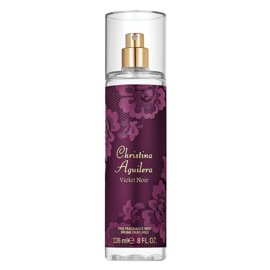 Christina Aguilera Violet Noir Fragrance Mist (236 ml)