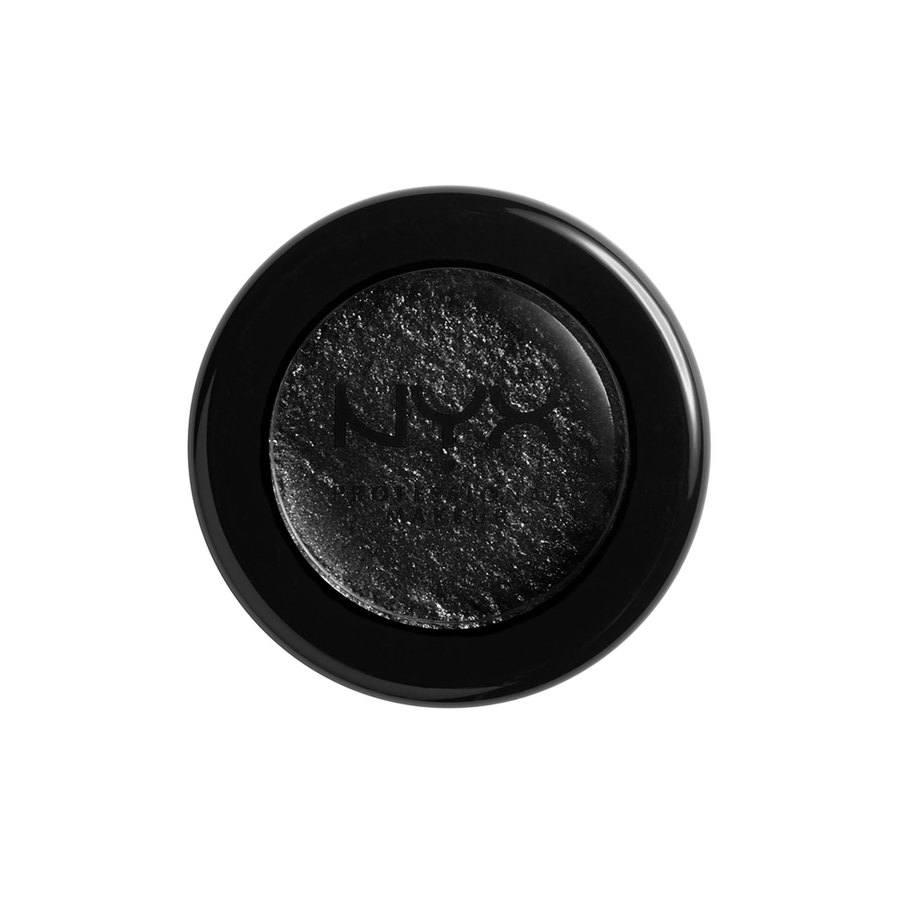 NYX Professional Makeup Foil Play Cream Eyeshadow, Black Night (2,2 g)
