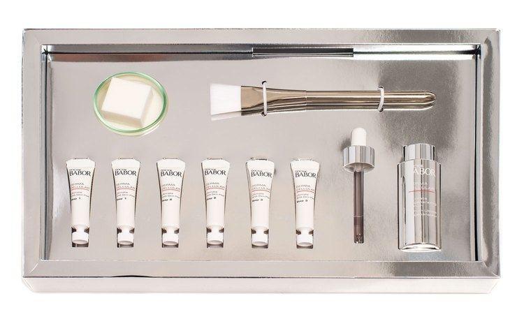 Babor Doctor Babor Derma Cellular Ultimate AHA Skin Peeling Kit, 7 Artikel