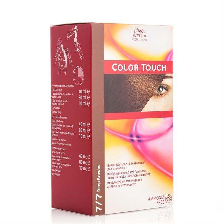 Wella Professionals Color Touch (100 ml), 7/7 Deep Brown
