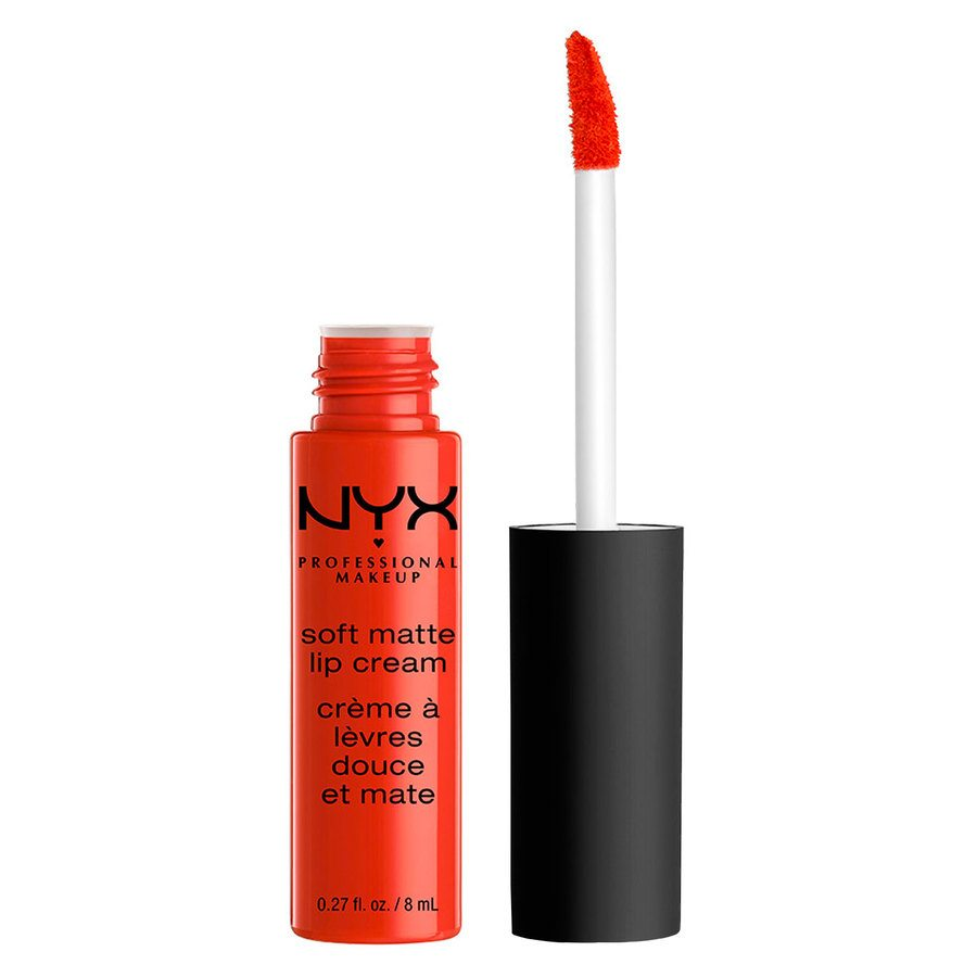 NYX Professional Makeup Soft Matte Lip Cream, Morocco