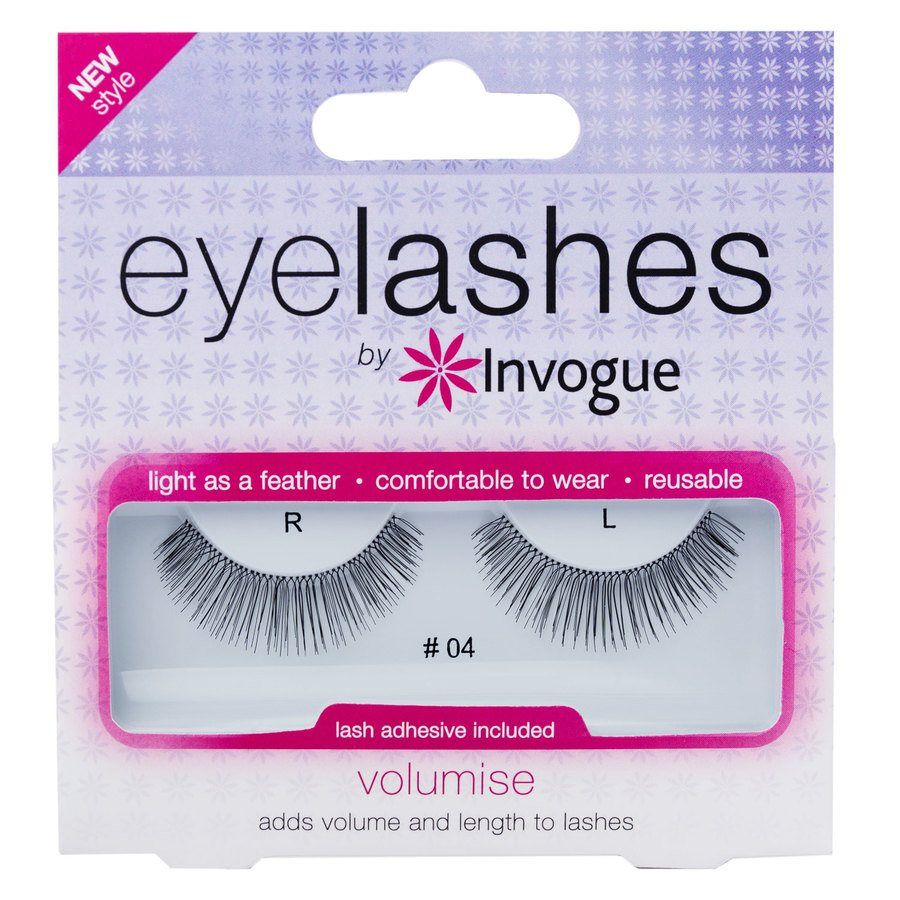 Invogue Eyelashes Volumise #4