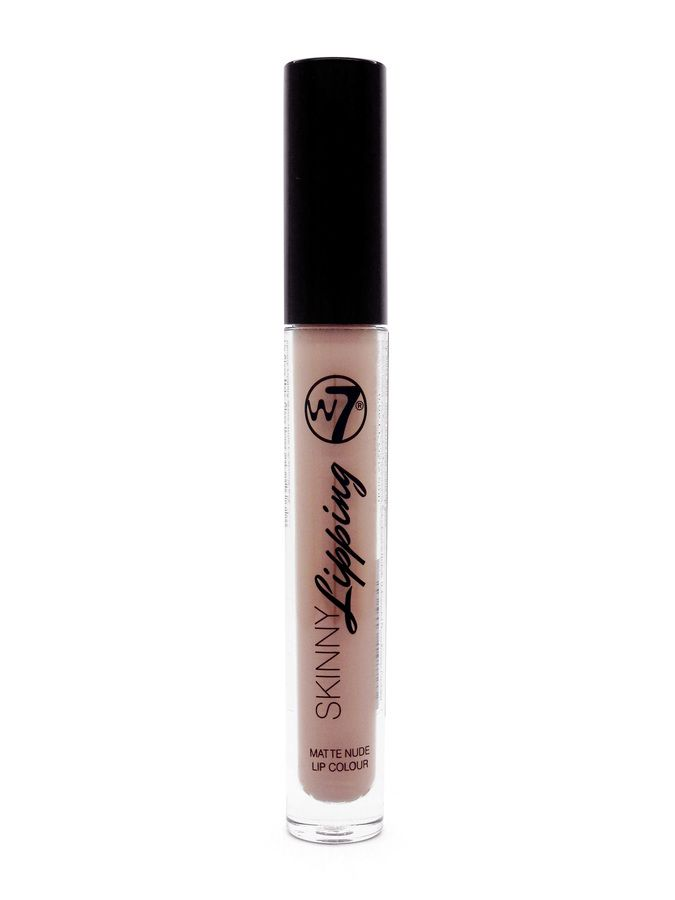 W7 Skinny Lipping Matte Nude Lip, Off The Wall