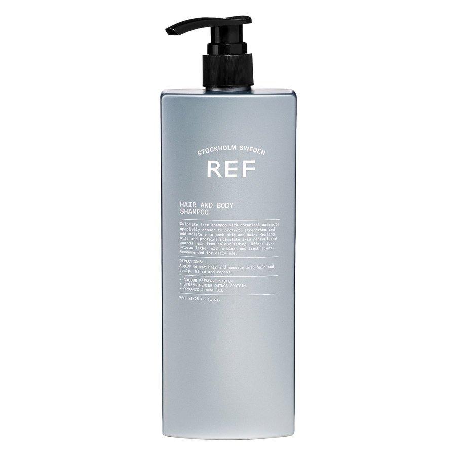 REF Hair and Body Shampoo (750ml)