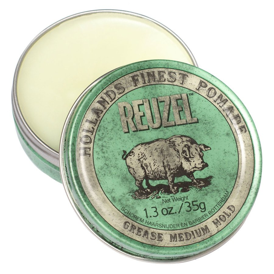Reuzel Green Grease Medium Hold (35 g)
