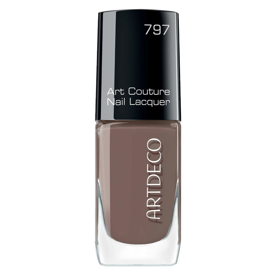 Artdeco Art Couture Nail Polish, 797 Taupe (10 ml)