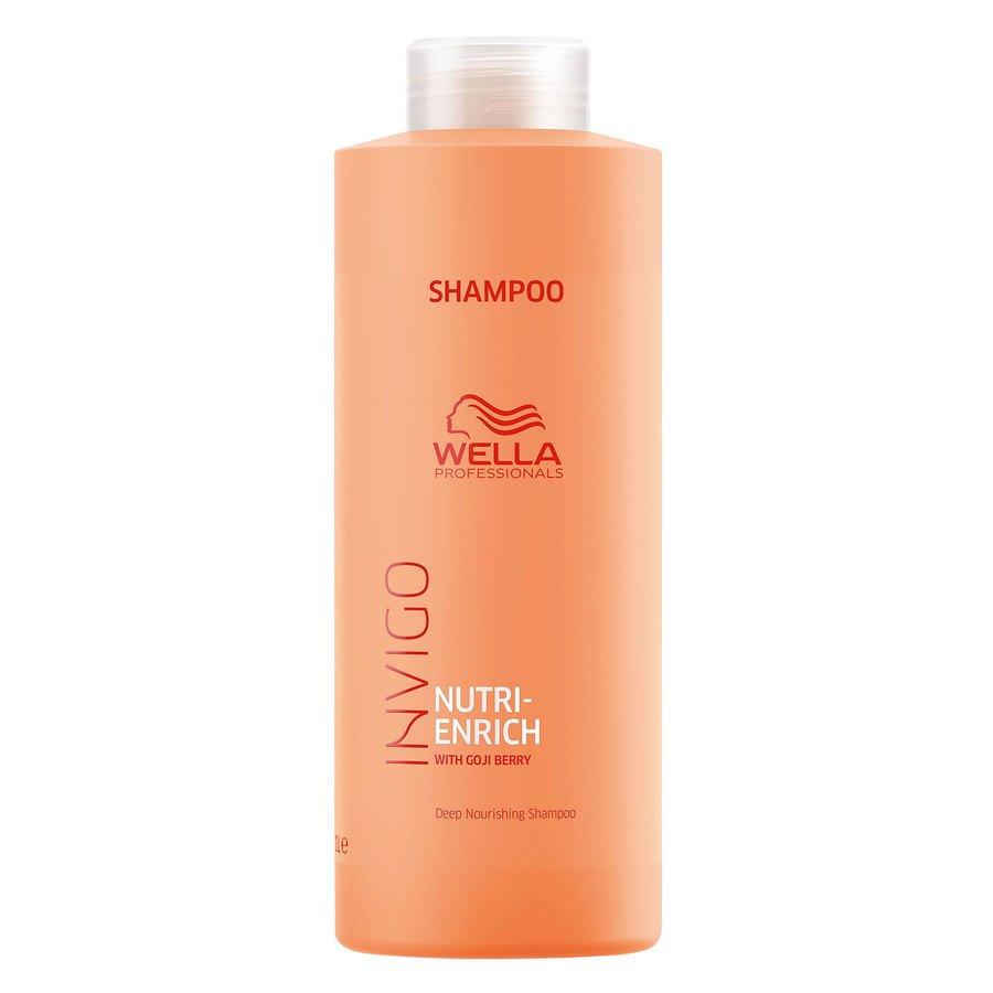 Wella Professionals Invigo Nutri-Enrich Deep Nourishing Shampoo (1l)