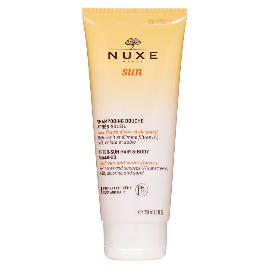 NUXE Sun After-Sun Hair And Body Shampoo (200 ml)