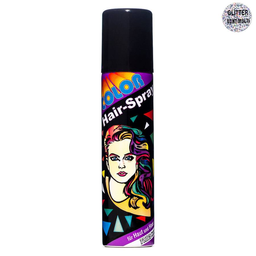 Fries Color Hair Spray, Glitter (100 ml)