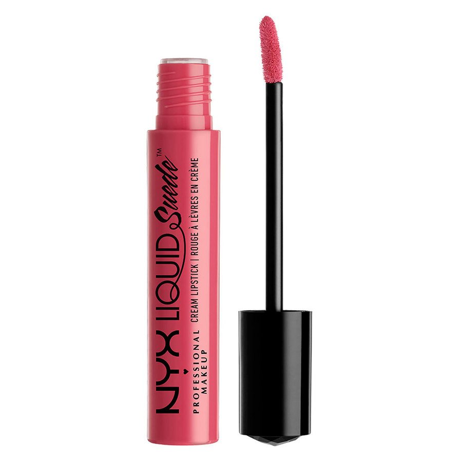 NYX Professional Makeup Liquid Suede Cream Lipstick Tea & Cookies