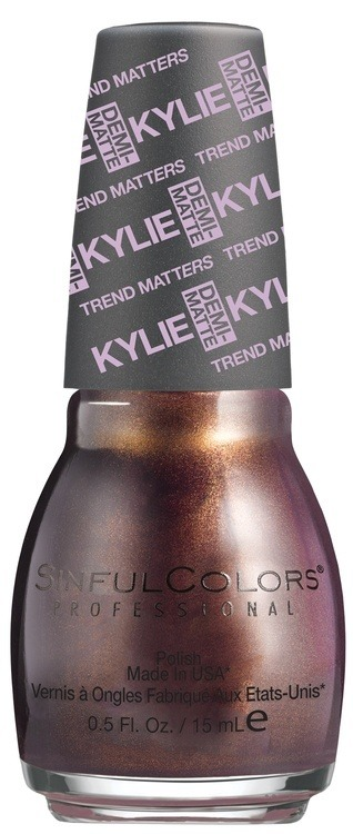 Kylie Jenner Sinful Colors Nail Polish (15 ml), #2083 I Klove You
