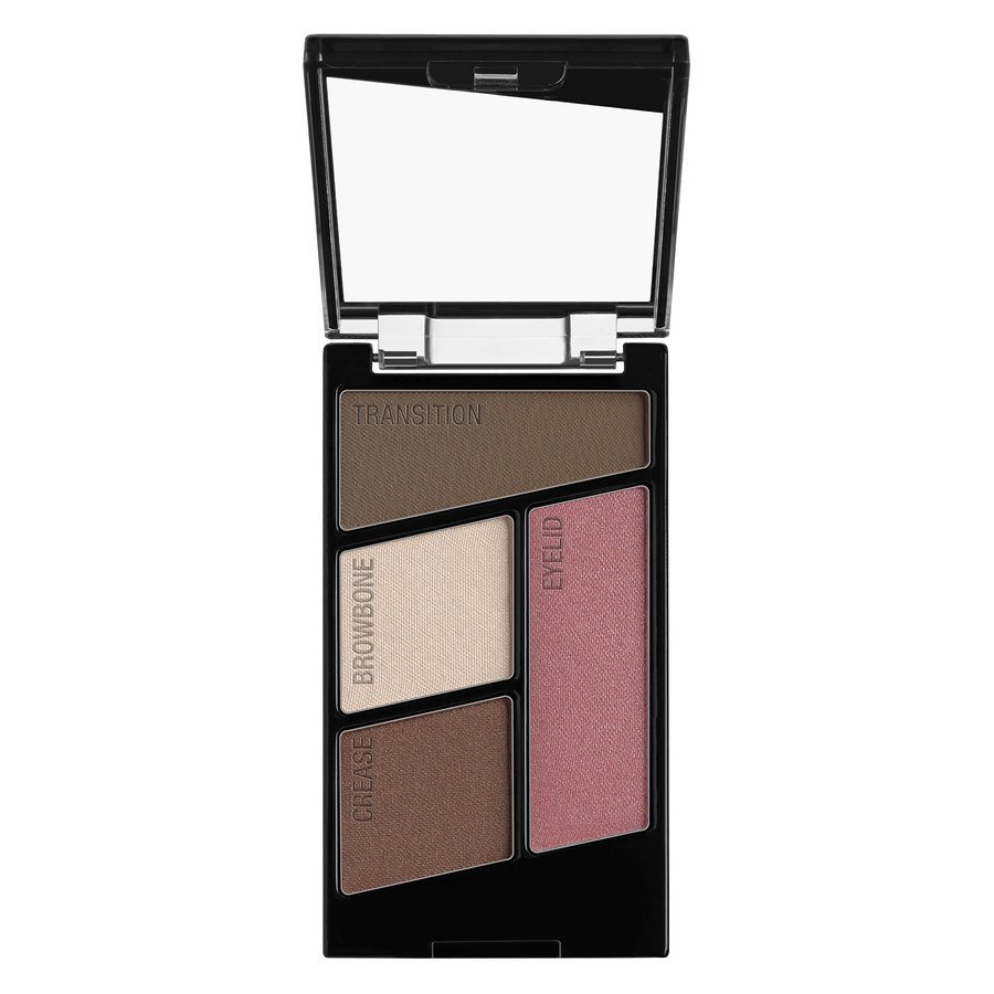 Wet'n Wild Color Icon Eyeshadow Quads, Sweet As Candy