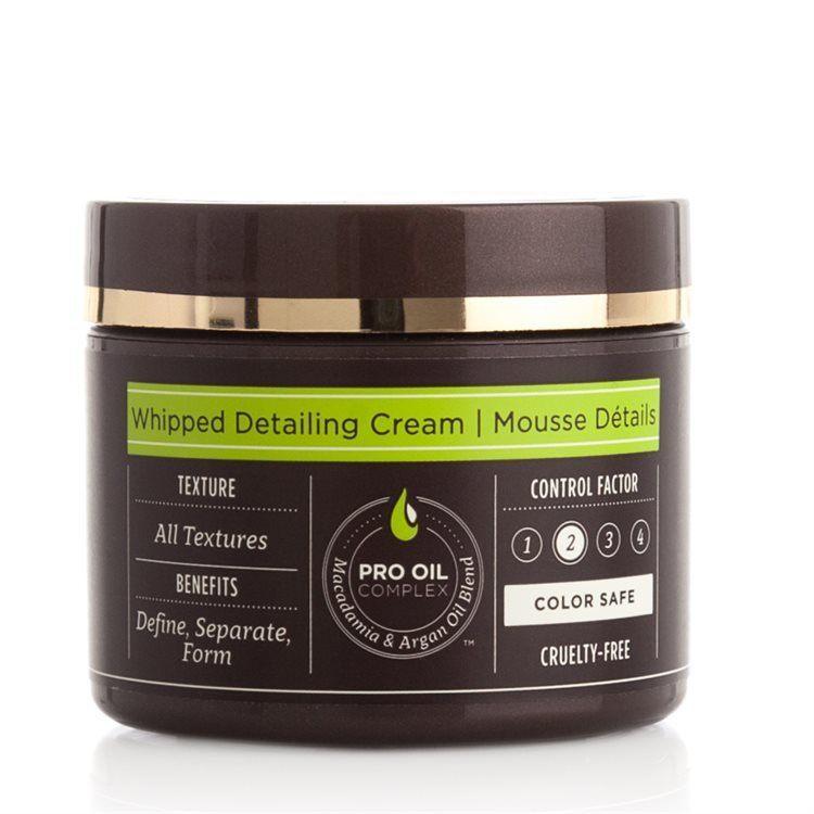 Macadamia Natural Oil Whipped Detailing Cream (60 ml/57 g)