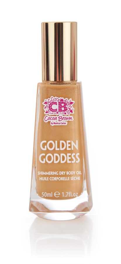 Cocoa Brown Golden Goddess Oil (50 ml)