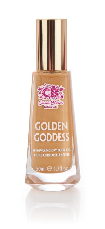 Cocoa Brown Golden Goddess Oil (50 ml)