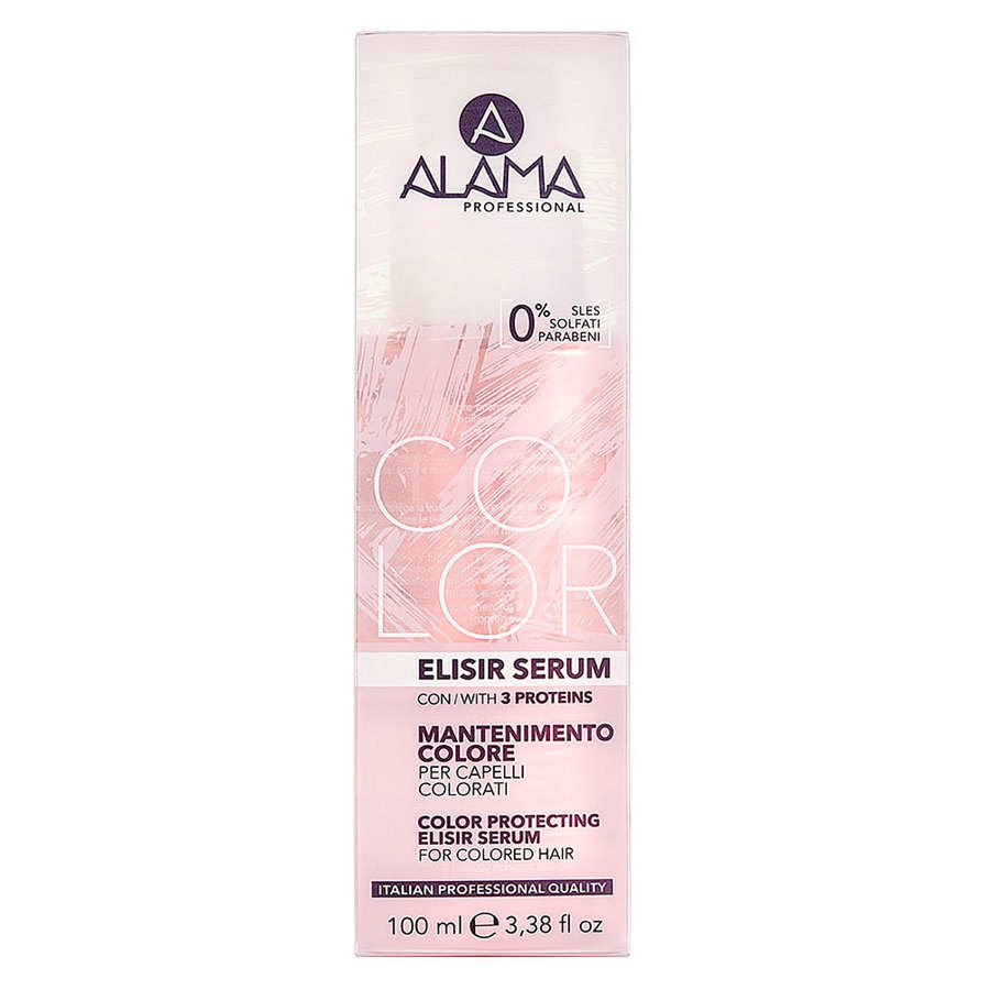 Professional Color Elisir Alama Protecting Serum For Colored Hair (100 ml)