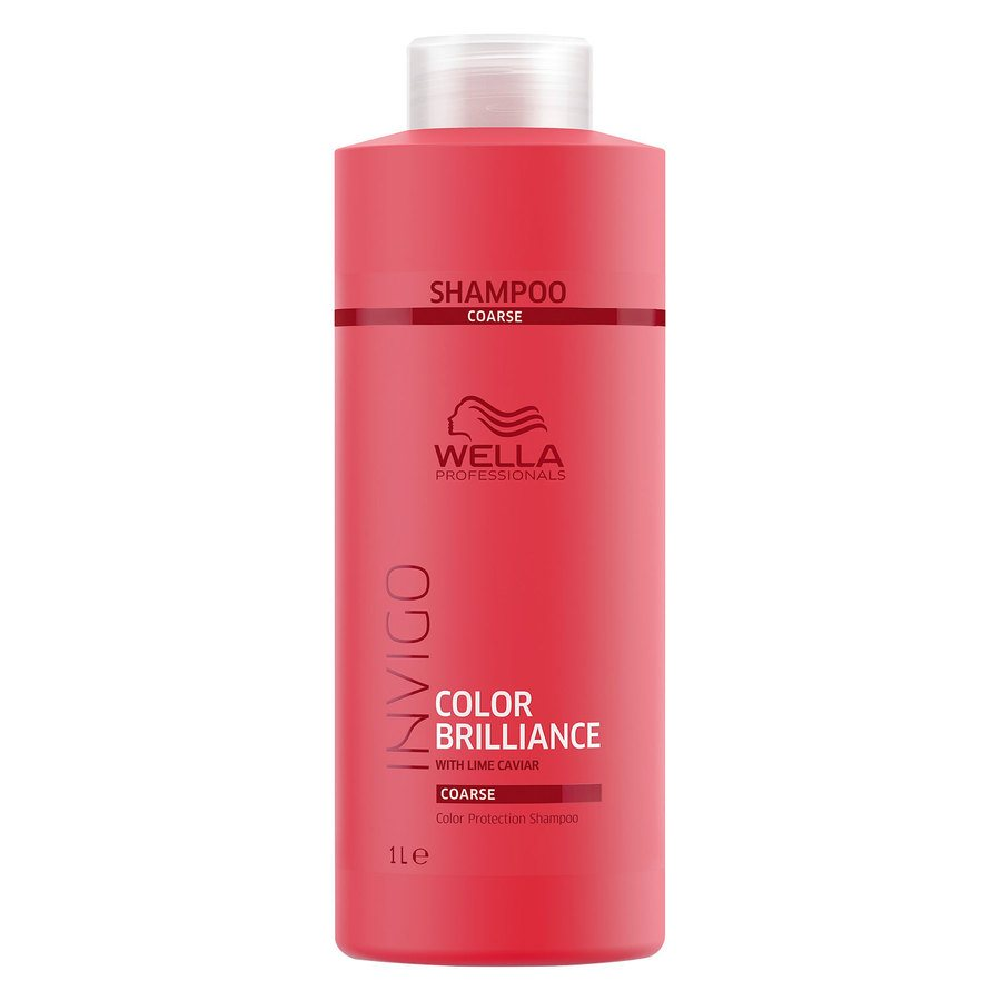 Wella Professionals Invigo Color Brilliance Shampoo Coarse (1 l)