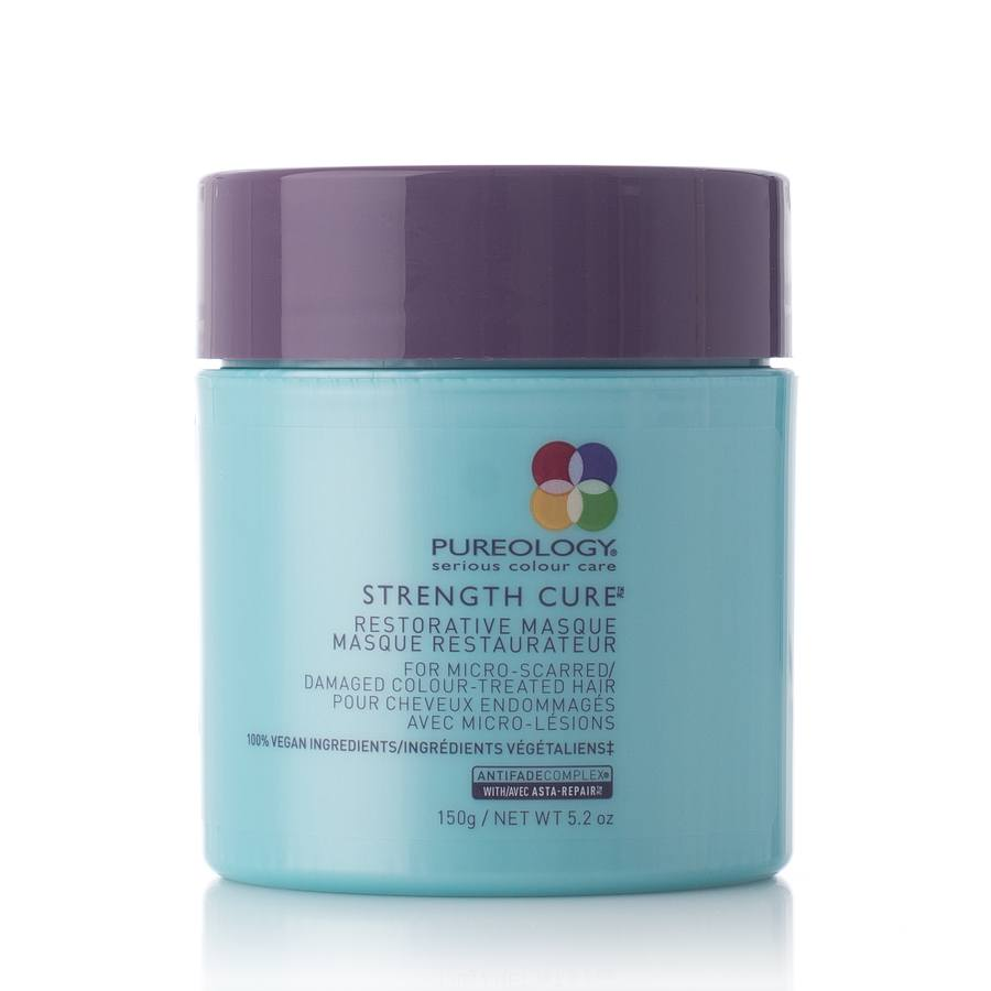 Pureology Strength Cure Restorative Maske (150 ml)