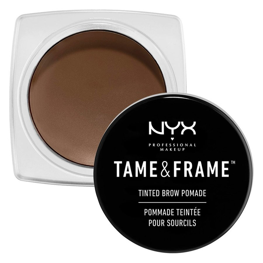 NYX Professional Makeup Tame & Frame Tinted Brow Pomade, 03 Brunette
