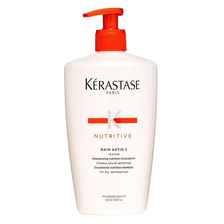Kérastase Nutritive Bain Satin 2 Shampoo (500 ml)