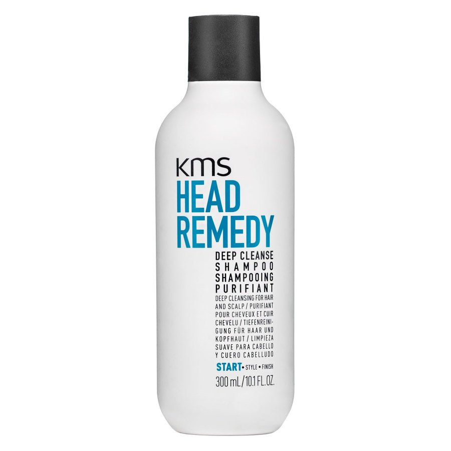 Kms Head Remedy Deep Cleanse Shampoo (300 ml)