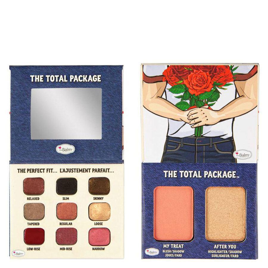 TheBalm The Total Package, Denim Boyfriend Material Palette