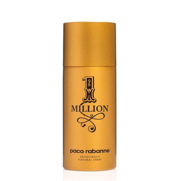 Paco Rabanne 1 Million Deodorant Natural Spray (150 ml)