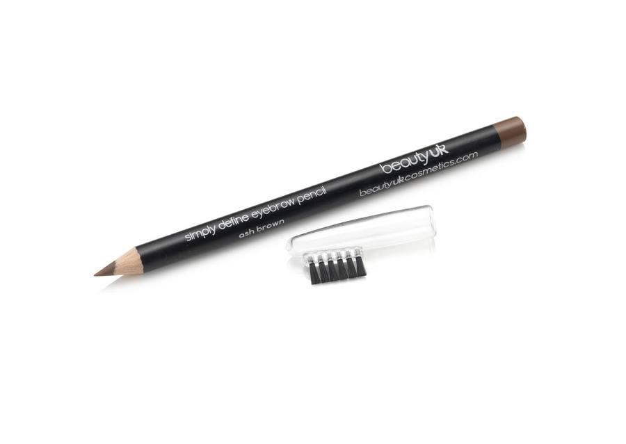Beauty UK Brow Pencil, Ash Brown