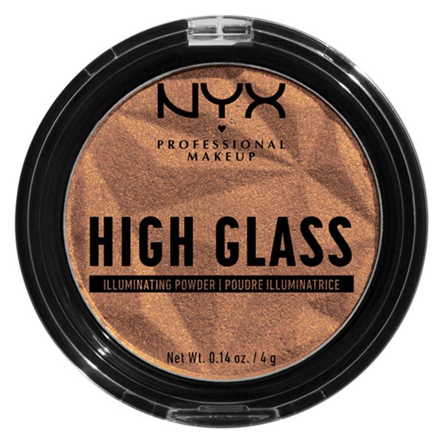 NYX Professional Makeup High Glass Illuminating Powder, HGIP03 (4 g)