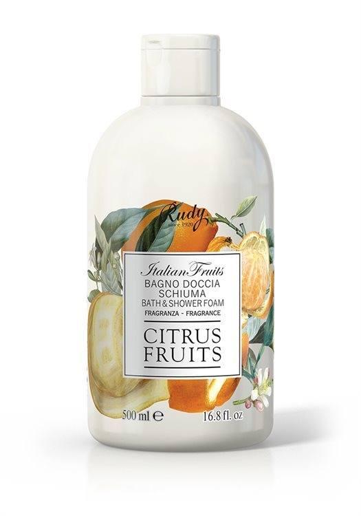 Italian Fruits Bath & Shower Gel, Citrus Fruits (500 ml)