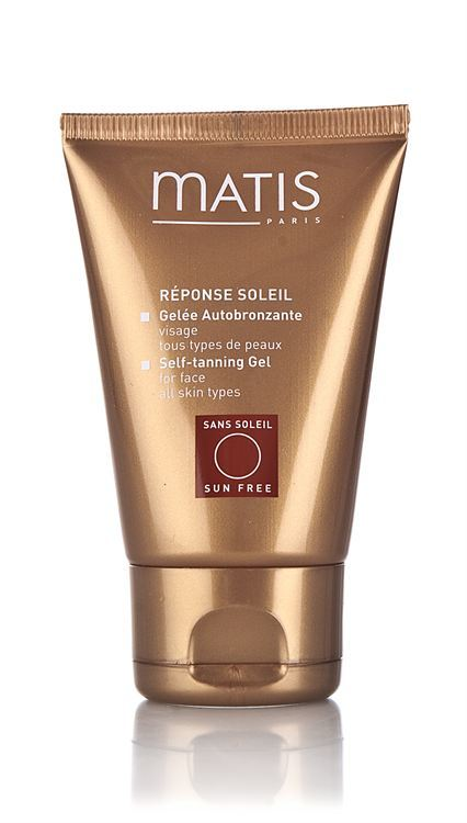 Matis Réponse Soleil Selbstbräunungsgel für das Gesicht (50 ml)