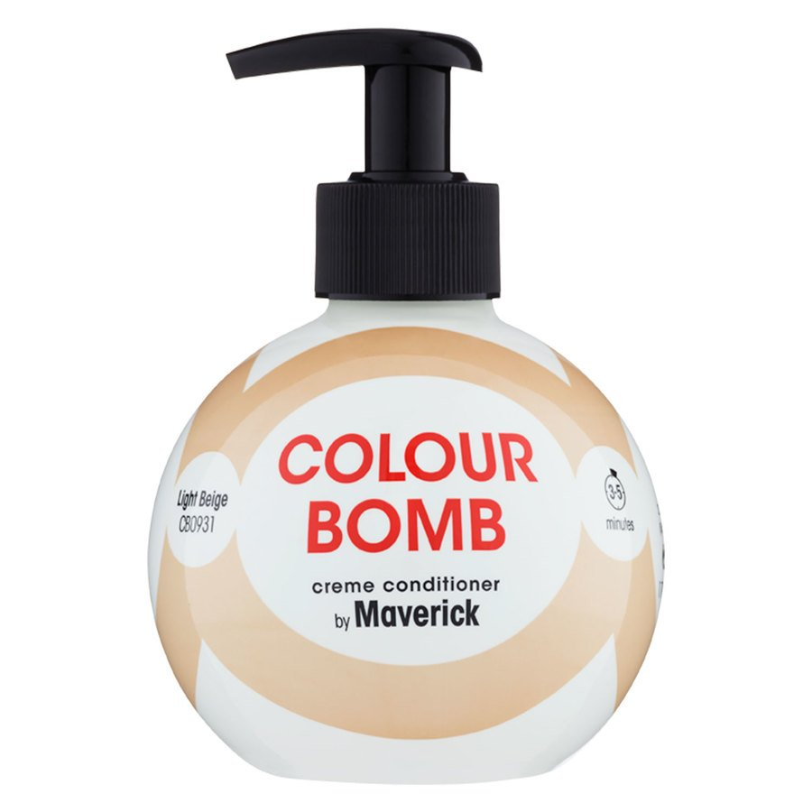 Colour Bomb, Light Beige (250 ml)