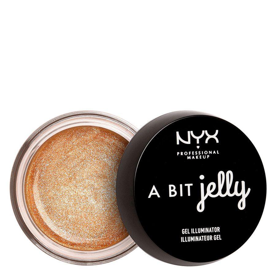 NYX Professional Makeup A Bit Jelly Gel Illuminator 15,85ml, Luminous