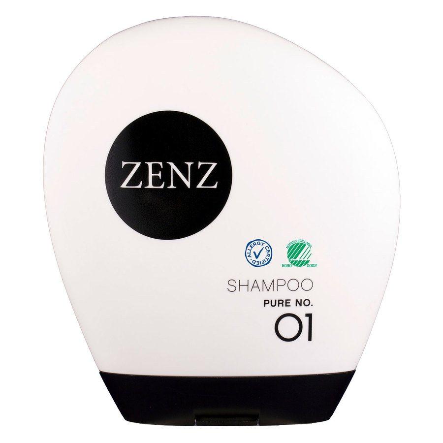 Zenz Organic Shampoo Pure No. 01 250ml