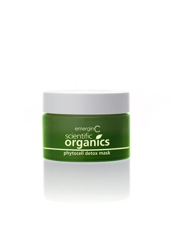 emerginC Scientific Organics PhytoCell Detox Mask (50 ml)