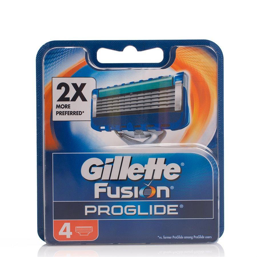 Gillette Fusion ProGlide 4 Klingen