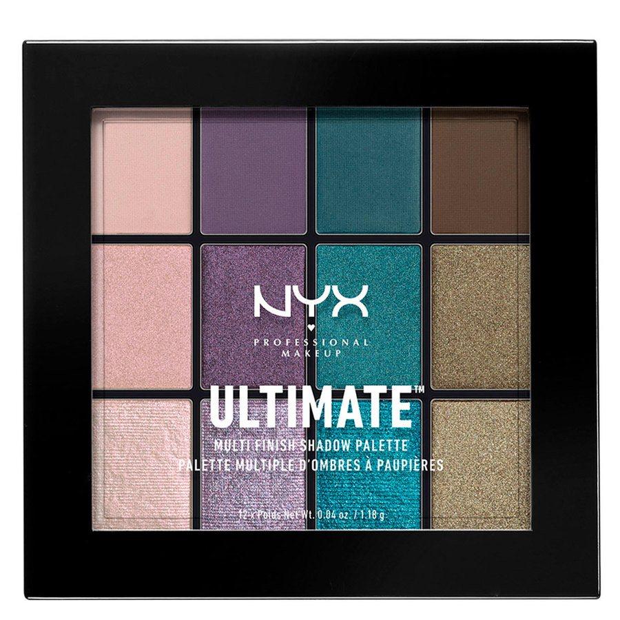 NYX Professional Makeup Ultimate Multi Finish Smoke Screen 18g