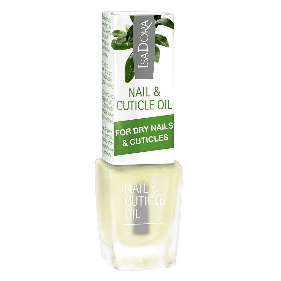 IsaDora 698 Nail & Cuticle Oil (6 ml)