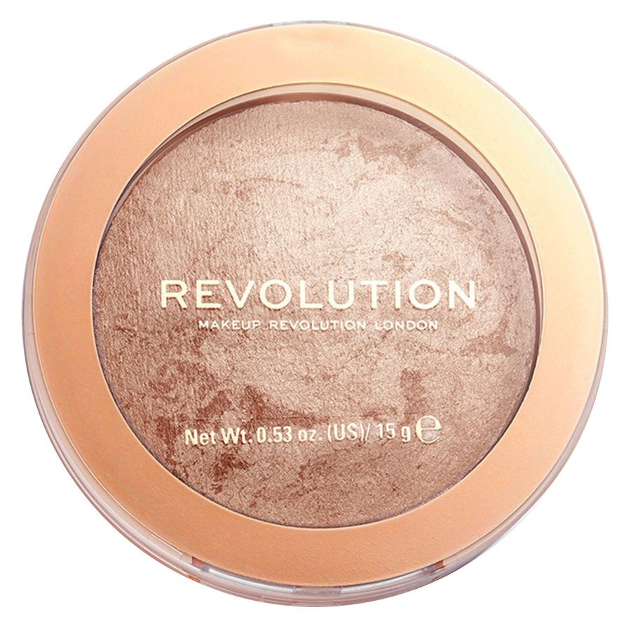Makeup Revolution Bronzer Reloaded, Holiday Romance (15 g)