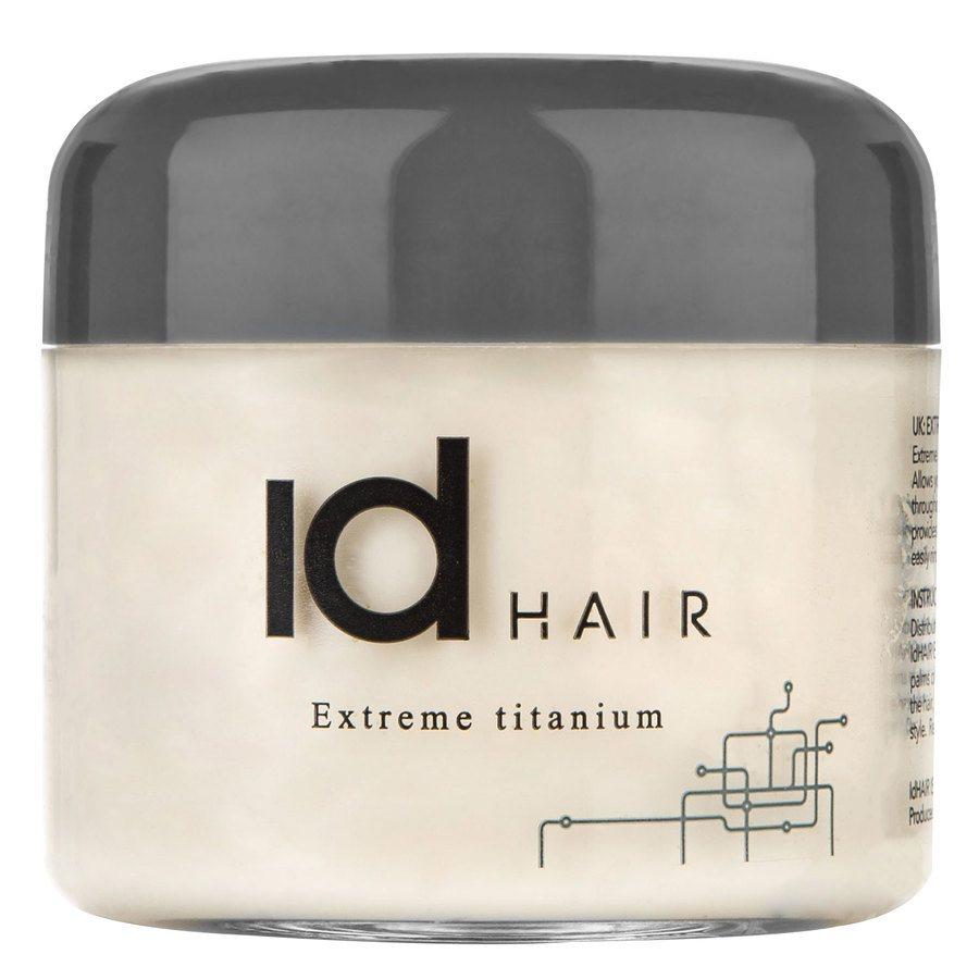 Id Hair Extreme Titanium Wax (100ml)