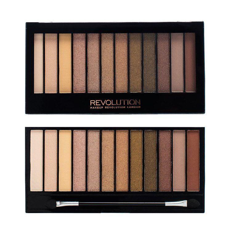 Makeup Revolution Redemption Palette Iconic Dreams 14g