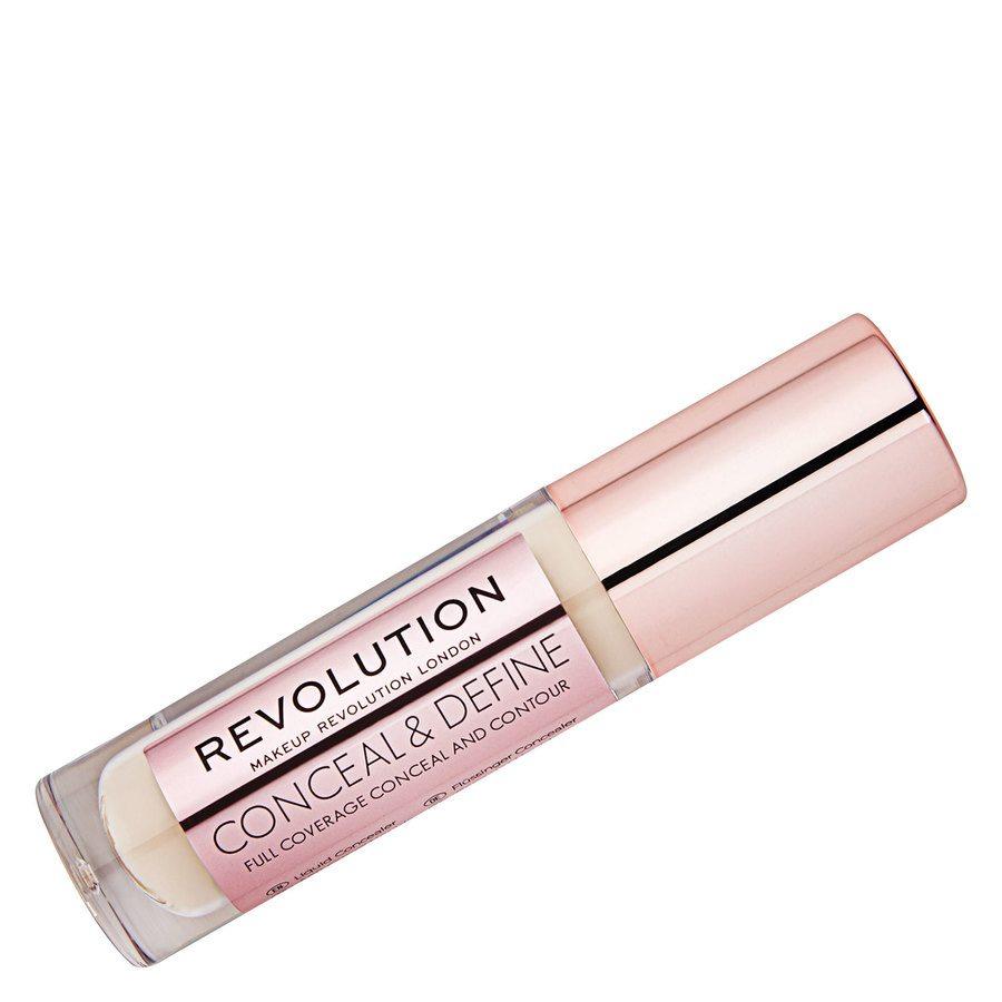 Makeup Revolution Conceal And Define Concealer, C1