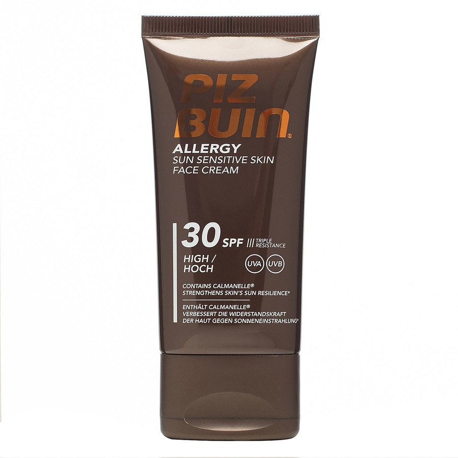 Piz Buin Allergy Sun Sensitive Skin Face Cream SPF30 (200 ml)