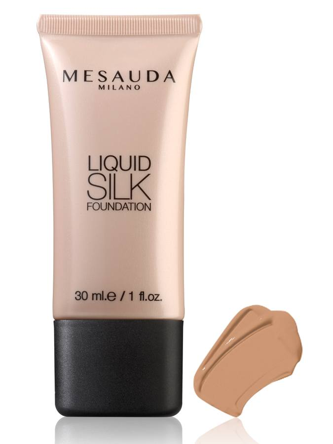 Mesauda Milano Liquid Silk Foundation 30 ml, 203 Beige Medio