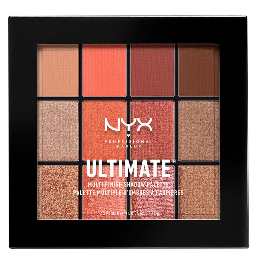 NYX Professional Makeup Ultimate Multi-Finish Warm Rust 18g