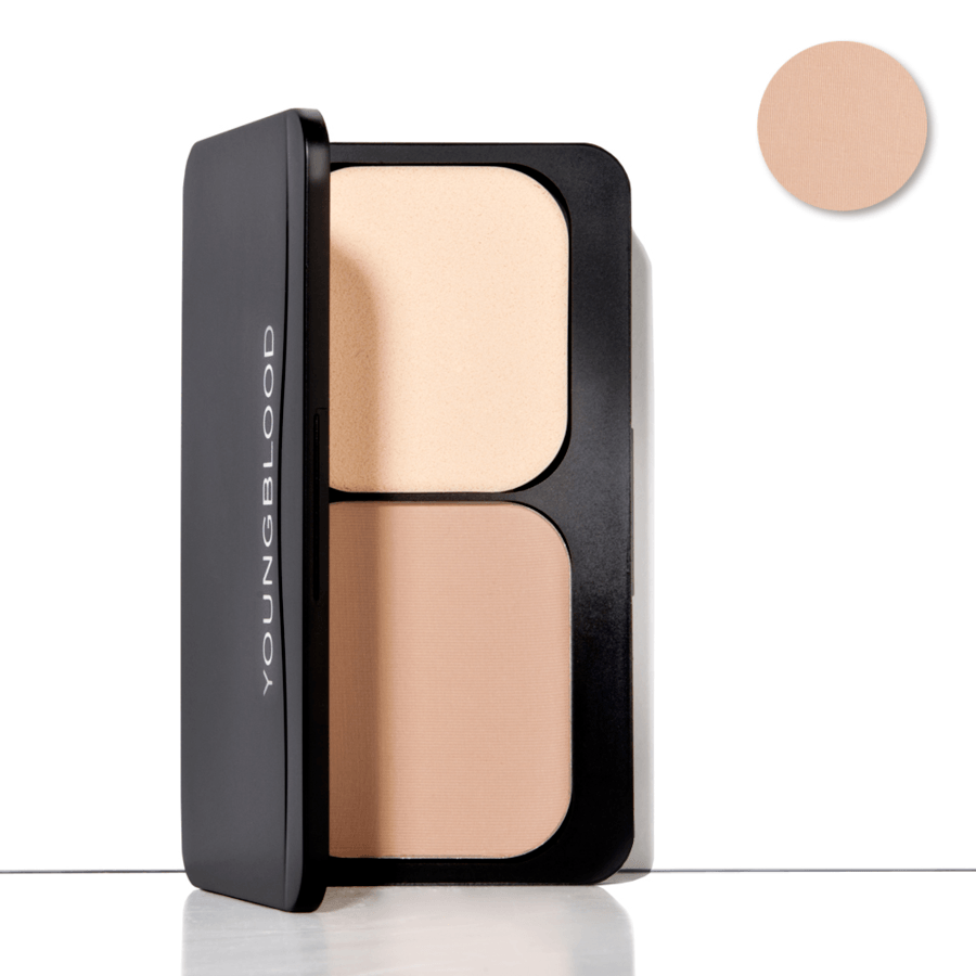 Youngblood Pressed Mineral Foundation, Honey (8 g)