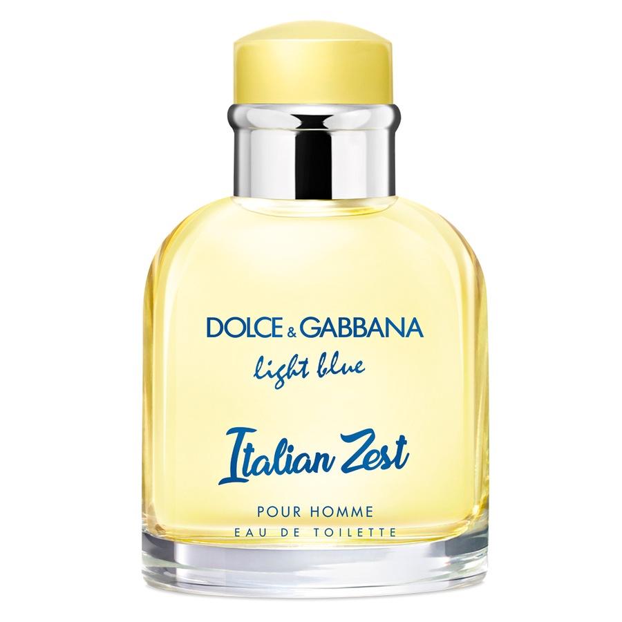 Dolce & Gabbana Light Blue Italian Zest Pour Homme Eau De Toilette 75ml