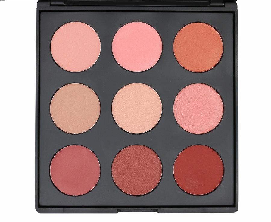Smashit Cosmetics 9 Color Blush (31,5 g)